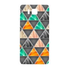 Abstract Geometric Triangle Shape Samsung Galaxy Alpha Hardshell Back Case