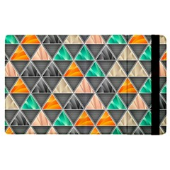 Abstract Geometric Triangle Shape Apple Ipad Pro 9 7   Flip Case by BangZart