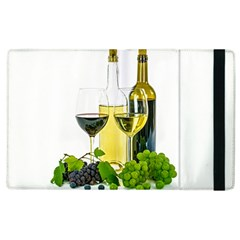 White Wine Red Wine The Bottle Apple Ipad 2 Flip Case by BangZart