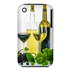 White Wine Red Wine The Bottle Iphone 3s/3gs