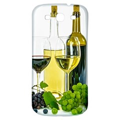 White Wine Red Wine The Bottle Samsung Galaxy S3 S Iii Classic Hardshell Back Case by BangZart