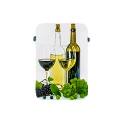 White Wine Red Wine The Bottle Apple Ipad Mini Protective Soft Cases by BangZart