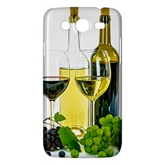 White Wine Red Wine The Bottle Samsung Galaxy Mega 5 8 I9152 Hardshell Case