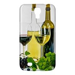 White Wine Red Wine The Bottle Samsung Galaxy Mega 6 3  I9200 Hardshell Case by BangZart