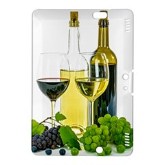 White Wine Red Wine The Bottle Kindle Fire Hdx 8 9  Hardshell Case by BangZart