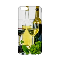 White Wine Red Wine The Bottle Apple Iphone 6/6s Hardshell Case by BangZart