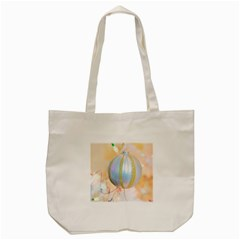Sphere Tree White Gold Silver Tote Bag (cream) by BangZart