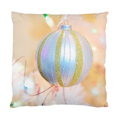 Sphere Tree White Gold Silver Standard Cushion Case (two Sides) by BangZart