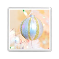 Sphere Tree White Gold Silver Memory Card Reader (square)  by BangZart