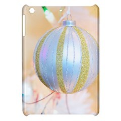 Sphere Tree White Gold Silver Apple Ipad Mini Hardshell Case by BangZart