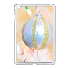 Sphere Tree White Gold Silver Apple Ipad Mini Case (white) by BangZart