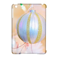 Sphere Tree White Gold Silver Apple Ipad Mini Hardshell Case (compatible With Smart Cover) by BangZart