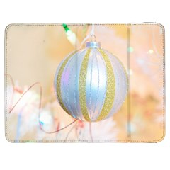 Sphere Tree White Gold Silver Samsung Galaxy Tab 7  P1000 Flip Case