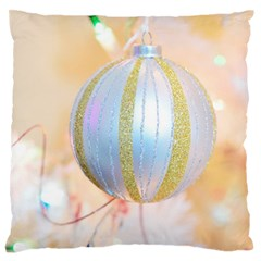 Sphere Tree White Gold Silver Standard Flano Cushion Case (one Side) by BangZart