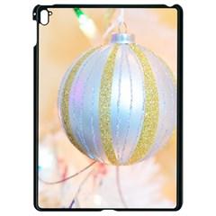 Sphere Tree White Gold Silver Apple Ipad Pro 9 7   Black Seamless Case