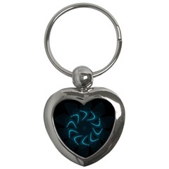 Background Abstract Decorative Key Chains (heart)  by BangZart