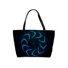 Background Abstract Decorative Shoulder Handbags by BangZart