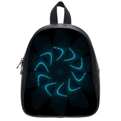 Background Abstract Decorative School Bags (small)  by BangZart