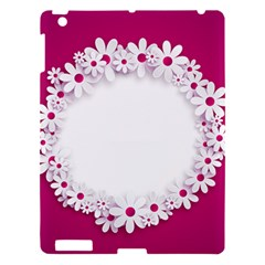 Photo Frame Transparent Background Apple Ipad 3/4 Hardshell Case by BangZart