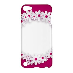 Photo Frame Transparent Background Apple Ipod Touch 5 Hardshell Case by BangZart