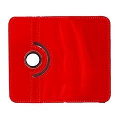 Solid Christmas Red Velvet Galaxy S3 (flip/folio) by PodArtist