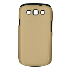 Solid Christmas Gold Samsung Galaxy S Iii Classic Hardshell Case (pc+silicone) by PodArtist