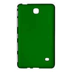 Solid Christmas Green Velvet Classic Colors Samsung Galaxy Tab 4 (7 ) Hardshell Case  by PodArtist