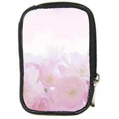 Pink Blossom Bloom Spring Romantic Compact Camera Cases by BangZart