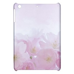 Pink Blossom Bloom Spring Romantic Apple Ipad Mini Hardshell Case by BangZart