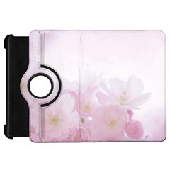 Pink Blossom Bloom Spring Romantic Kindle Fire Hd 7  by BangZart