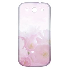 Pink Blossom Bloom Spring Romantic Samsung Galaxy S3 S Iii Classic Hardshell Back Case by BangZart