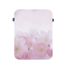 Pink Blossom Bloom Spring Romantic Apple Ipad 2/3/4 Protective Soft Cases