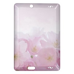 Pink Blossom Bloom Spring Romantic Amazon Kindle Fire Hd (2013) Hardshell Case by BangZart