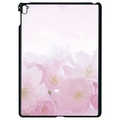 Pink Blossom Bloom Spring Romantic Apple Ipad Pro 9 7   Black Seamless Case by BangZart