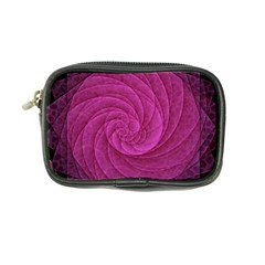 Purple Background Scrapbooking Abstract Coin Purse by BangZart