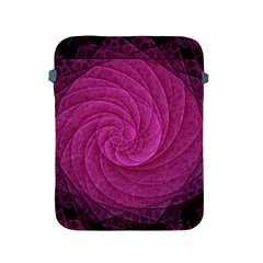 Purple Background Scrapbooking Abstract Apple Ipad 2/3/4 Protective Soft Cases