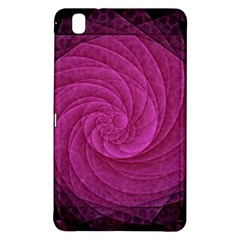 Purple Background Scrapbooking Abstract Samsung Galaxy Tab Pro 8 4 Hardshell Case