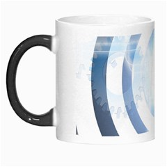 Center Centered Gears Visor Target Morph Mugs