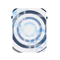 Center Centered Gears Visor Target Apple Ipad 2/3/4 Protective Soft Cases by BangZart