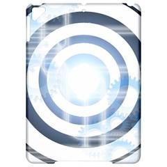 Center Centered Gears Visor Target Apple iPad Pro 9.7   Hardshell Case by BangZart