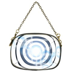 Center Centered Gears Visor Target Chain Purses (one Side)  by BangZart
