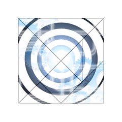 Center Centered Gears Visor Target Acrylic Tangram Puzzle (4  X 4 ) by BangZart