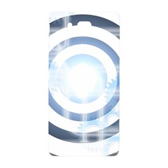 Center Centered Gears Visor Target Samsung Galaxy Alpha Hardshell Back Case
