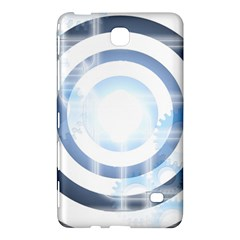 Center Centered Gears Visor Target Samsung Galaxy Tab 4 (7 ) Hardshell Case  by BangZart
