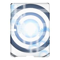 Center Centered Gears Visor Target Samsung Galaxy Tab S (10 5 ) Hardshell Case  by BangZart