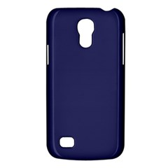 Usa Flag Blue Royal Blue Deep Blue Galaxy S4 Mini by PodArtist