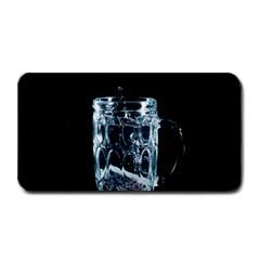 Glass Water Liquid Background Medium Bar Mats
