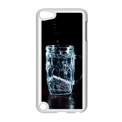 Glass Water Liquid Background Apple Ipod Touch 5 Case (white)