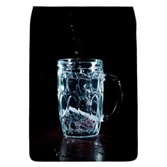 Glass Water Liquid Background Flap Covers (l)