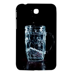 Glass Water Liquid Background Samsung Galaxy Tab 3 (7 ) P3200 Hardshell Case  by BangZart